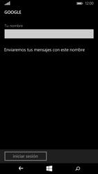 Microsoft Lumia 640 - E-mail - Configurar Gmail - Paso 11