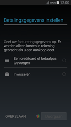 Samsung G850F Galaxy Alpha - Applicaties - Account aanmaken - Stap 20