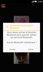 Alcatel OT-5050X Pop S3 - Photos, vidéos, musique - Envoyer une photo via Bluetooth - Étape 11