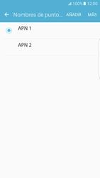 Samsung Galaxy S7 Edge - Mensajería - Configurar el equipo para mensajes multimedia - Paso 14