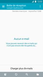 Samsung G900F Galaxy S5 - E-mail - Configuration manuelle (yahoo) - Étape 4