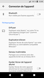 Sony Xperia XZ Premium - Android Oreo - Bluetooth - connexion Bluetooth - Étape 7