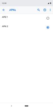 Google Pixel 3XL - Internet - Manual configuration - Step 19