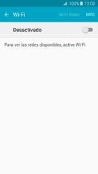 Samsung Galaxy A5 (2016) - WiFi - Conectarse a una red WiFi - Paso 5