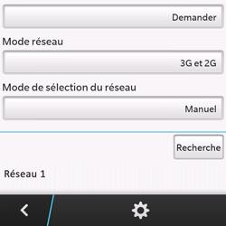 BlackBerry Q10 - Réseau - utilisation à l'étranger - Étape 14