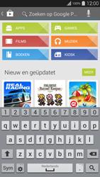 Samsung G901F Galaxy S5 4G+ - Applicaties - MyProximus - Stap 5