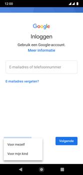 Xiaomi mi-a2-lite-dual-sim-m1805d1sg-android-pie - Applicaties - Account aanmaken - Stap 6