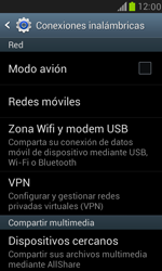 Samsung Galaxy S3 Mini - Mensajería - Configurar el equipo para mensajes multimedia - Paso 5