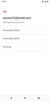 Nokia 7-plus-dual-sim-ta-1046-android-pie - E-mail - Account instellen (POP3 met SMTP-verificatie) - Stap 10