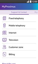 LG L70 - Applications - MyProximus - Step 24