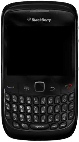 BlackBerry 8520 - Premiers pas - Découvrir les touches principales - Étape 3