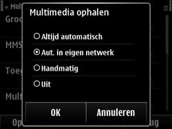 Nokia E6-00 - MMS - probleem met ontvangen - Stap 9