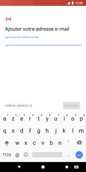 Google Pixel 2 XL - E-mail - Configuration manuelle - Étape 8