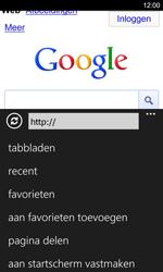 Nokia Lumia 925 - Internet - Internetten - Stap 6