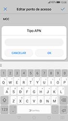 Huawei P8 Lite (2017) - Internet no telemóvel - Como configurar ligação à internet -  13
