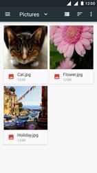 Nokia 3 - MMS - afbeeldingen verzenden - Stap 17