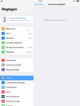 Apple iPad Air 2 - iOS 11 - Appareil - Mises à jour - Étape 5