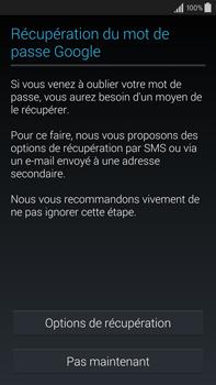 Samsung Galaxy Note 4 - Premiers pas - Créer un compte - Étape 16