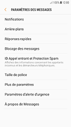 Samsung A520F Galaxy A5 (2017) - Android Oreo - SMS - Configuration manuelle - Étape 6