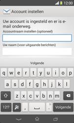 Sony D2005 Xperia E1 - E-mail - Account instellen (IMAP zonder SMTP-verificatie) - Stap 17