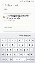 Samsung Galaxy J5 (2016) DualSim (J510) - Email - Configurar a conta de Email -  14