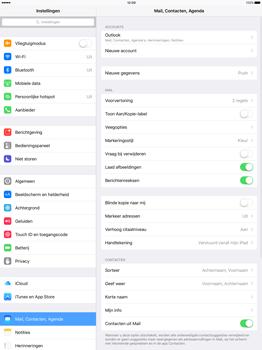 Apple iPad Pro - E-mail - Handmatig instellen - Stap 9