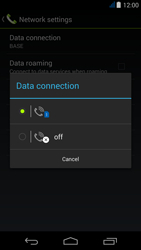 Acer Liquid Jade - Internet - Enable or disable - Step 7