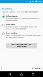 Sony E5823 Xperia Z5 Compact - Android Nougat - E-mail - Handmatig instellen - Stap 21