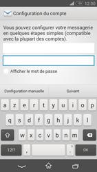 Sony Xperia Z3 Compact - E-mails - Ajouter ou modifier votre compte Outlook - Étape 6