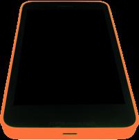 Nokia Lumia 635 - Premiers pas - Découvrir les touches principales - Étape 8