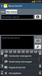 Samsung I9195 Galaxy S IV Mini LTE - MMS - Afbeeldingen verzenden - Stap 9