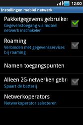 Samsung S5660 Galaxy Gio - Internet - handmatig instellen - Stap 6