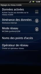 Sony Ericsson Xperia Arc S - Mms - Configuration manuelle - Étape 6