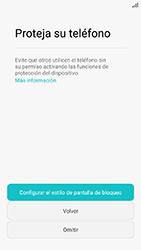 Huawei Y6 (2017) - Primeros pasos - Activar el equipo - Paso 15