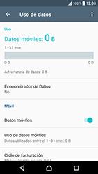 Sony Xperia XZ - Android Nougat - Internet - Configurar Internet - Paso 5