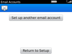 BlackBerry 9780 Bold - E-mail - Manual configuration - Step 10