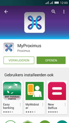 Huawei Y635 Dual SIM - Applicaties - MyProximus - Stap 9