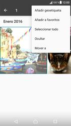 Sony Xperia X - Bluetooth - Transferir archivos a través de Bluetooth - Paso 10