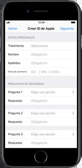 Apple iPhone 6 - iOS 11 - Aplicaciones - Tienda de aplicaciones - Paso 10