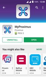 Alcatel Pixi 4 (4) - Applications - MyProximus - Step 8
