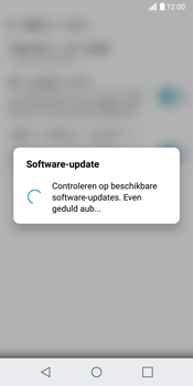 LG G6 H870 - Software updaten - Update installeren - Stap 9