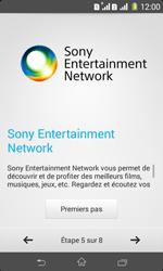 Sony Xpéria E1 Dual - Premiers pas - Créer un compte - Étape 11