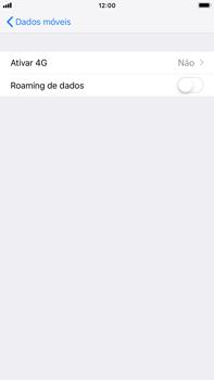 Apple iPhone 7 Plus - iOS 12 - Internet no telemóvel - Como ativar 4G -  5