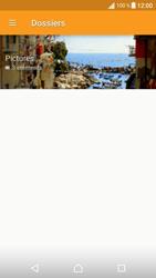 Sony Sony Xperia XA - Photos, vidéos, musique - Envoyer une photo via Bluetooth - Étape 7
