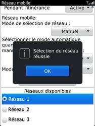 BlackBerry 9810 Torch - Réseau - Utilisation à l