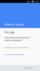 Samsung Galaxy A3 - E-mail - Configurar Gmail - Paso 9
