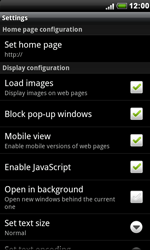 HTC S510e Desire S - Internet - Manual configuration - Step 15