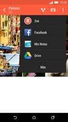HTC One M8 - Bluetooth - Transferir archivos a través de Bluetooth - Paso 6