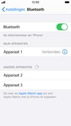 Apple iPhone SE - iOS 13 - Bluetooth - koppelen met ander apparaat - Stap 8