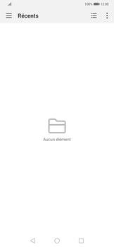 Huawei Mate 20 Pro - MMS - Envoi d